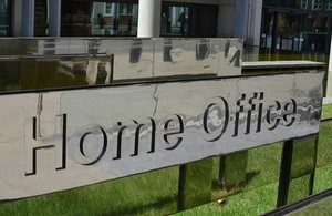 Home Office Contact Number - 0843 596 3151