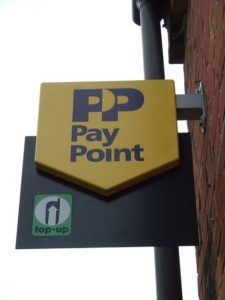 PayPoint Company Contact Number - 0843 596 3335