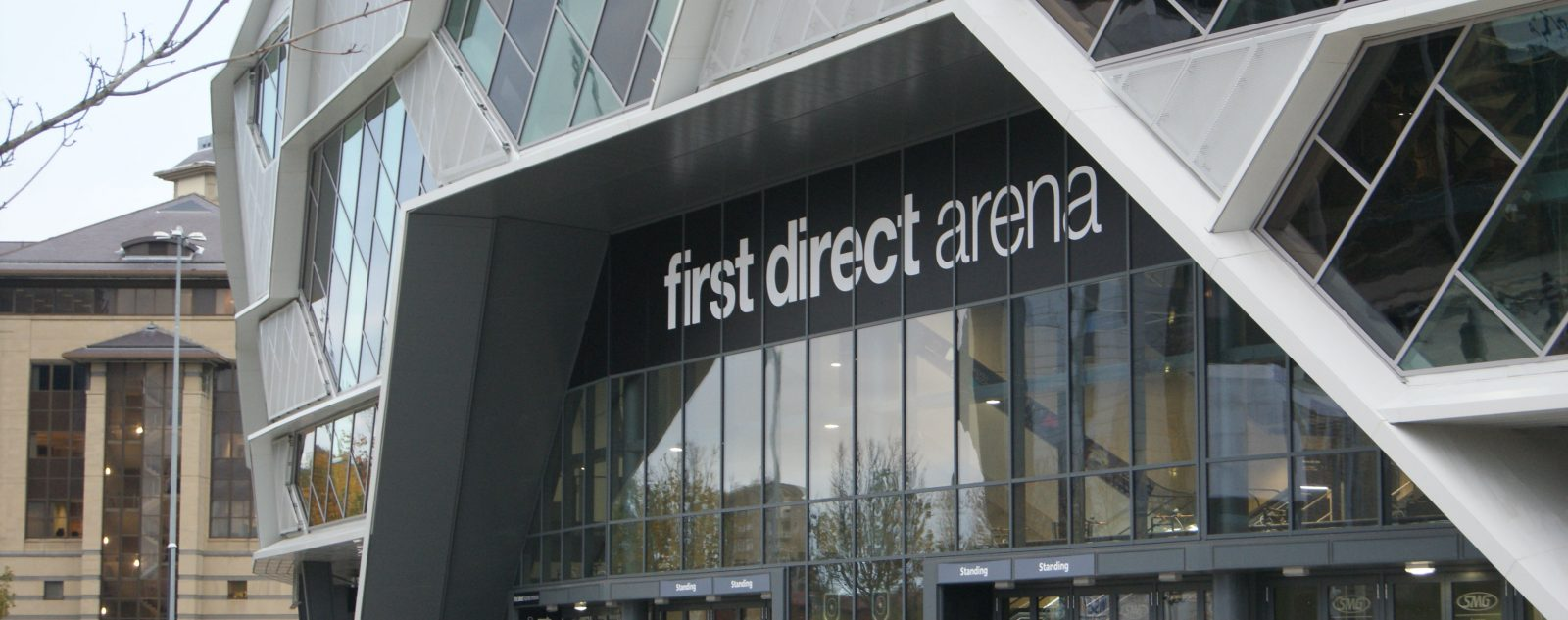 First Direct Arena Customer Services