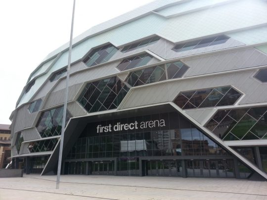 Leeds First Direct Arena Phone Number