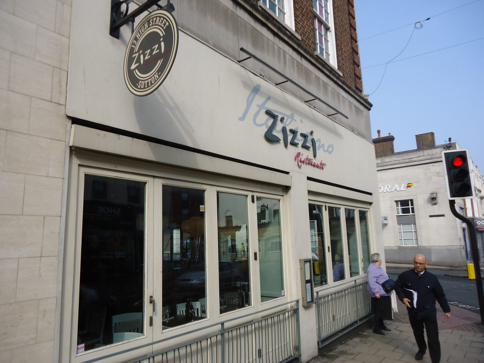 Zizzi: Customer Services Contact Number - 0843 596 3490