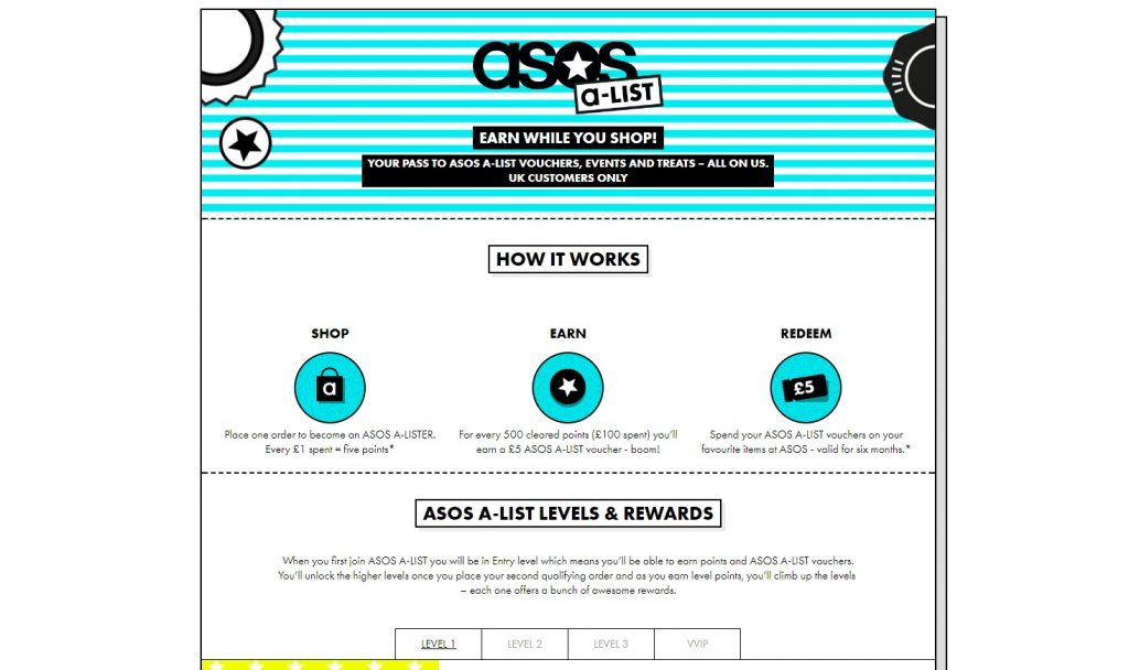 7ed4144d2fcc How to get early access to the ASOS sales - Customer Service Guru