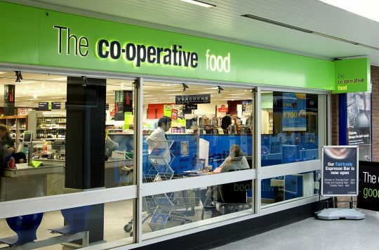 contact Co-Op Food