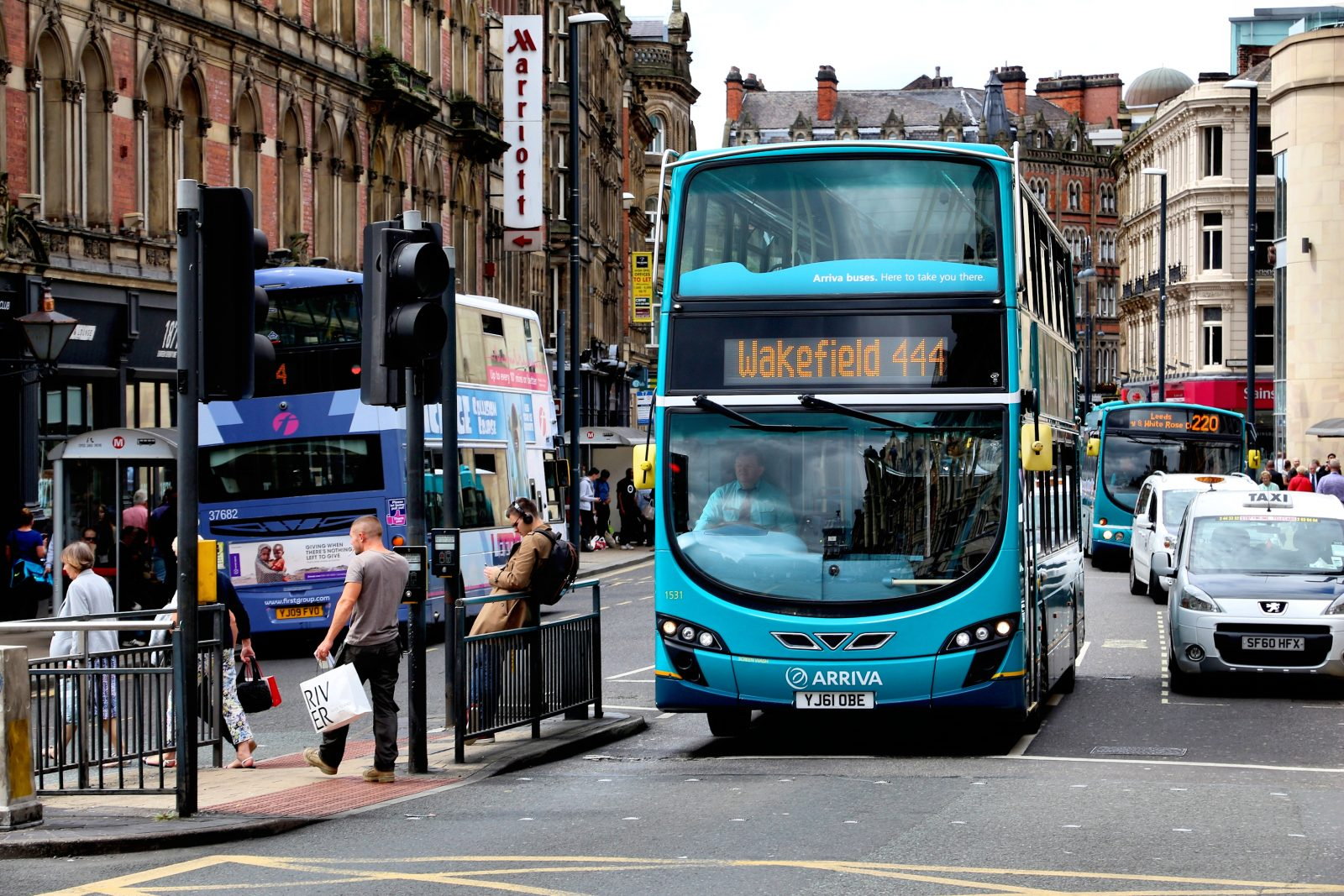 How to Complain About Arriva Buses