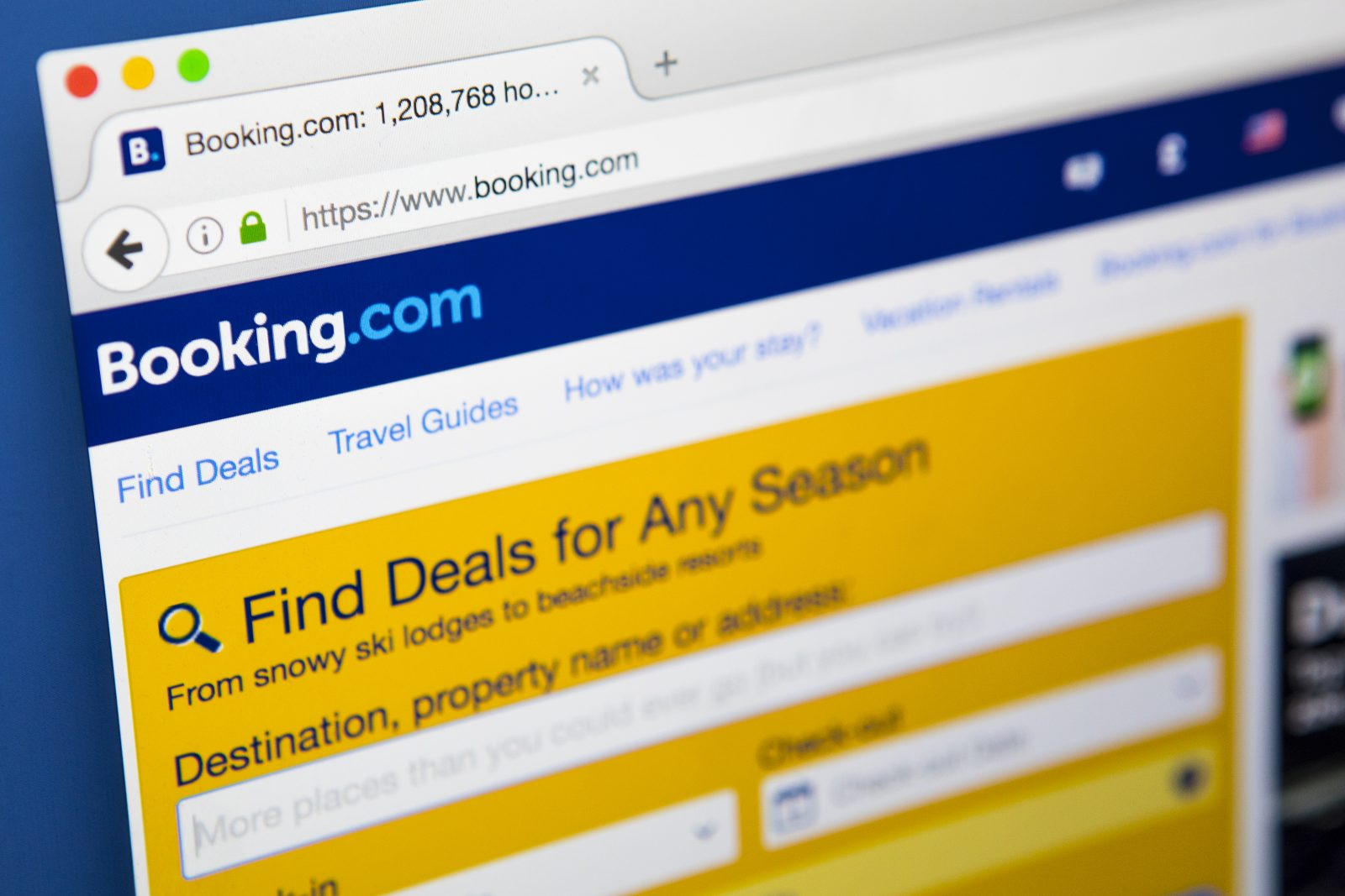 How Does Booking.com Work?