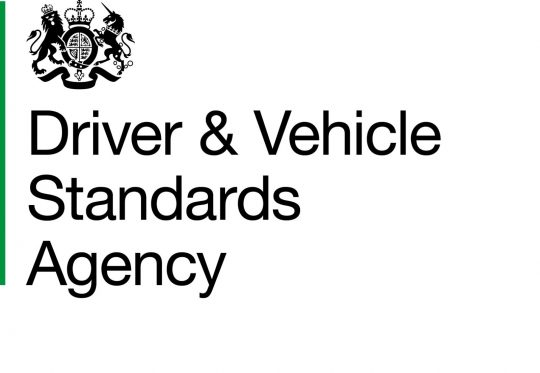 contact the DVSA