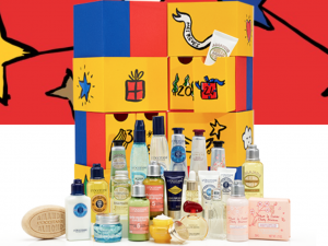 L Occitane luxury advent calendar