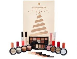 make up revolution advent calendar