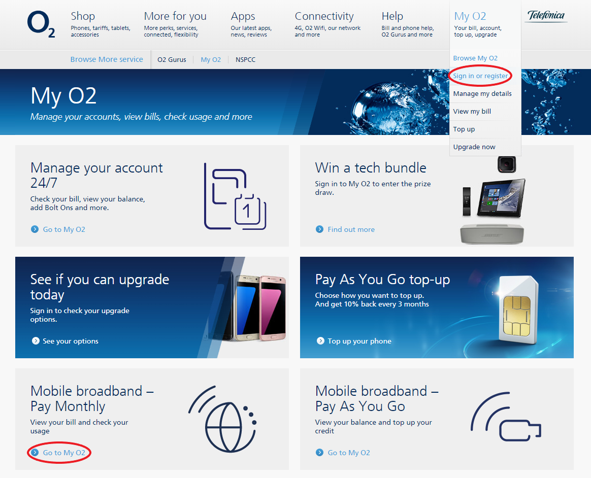 O2 Change Direct Debit Date