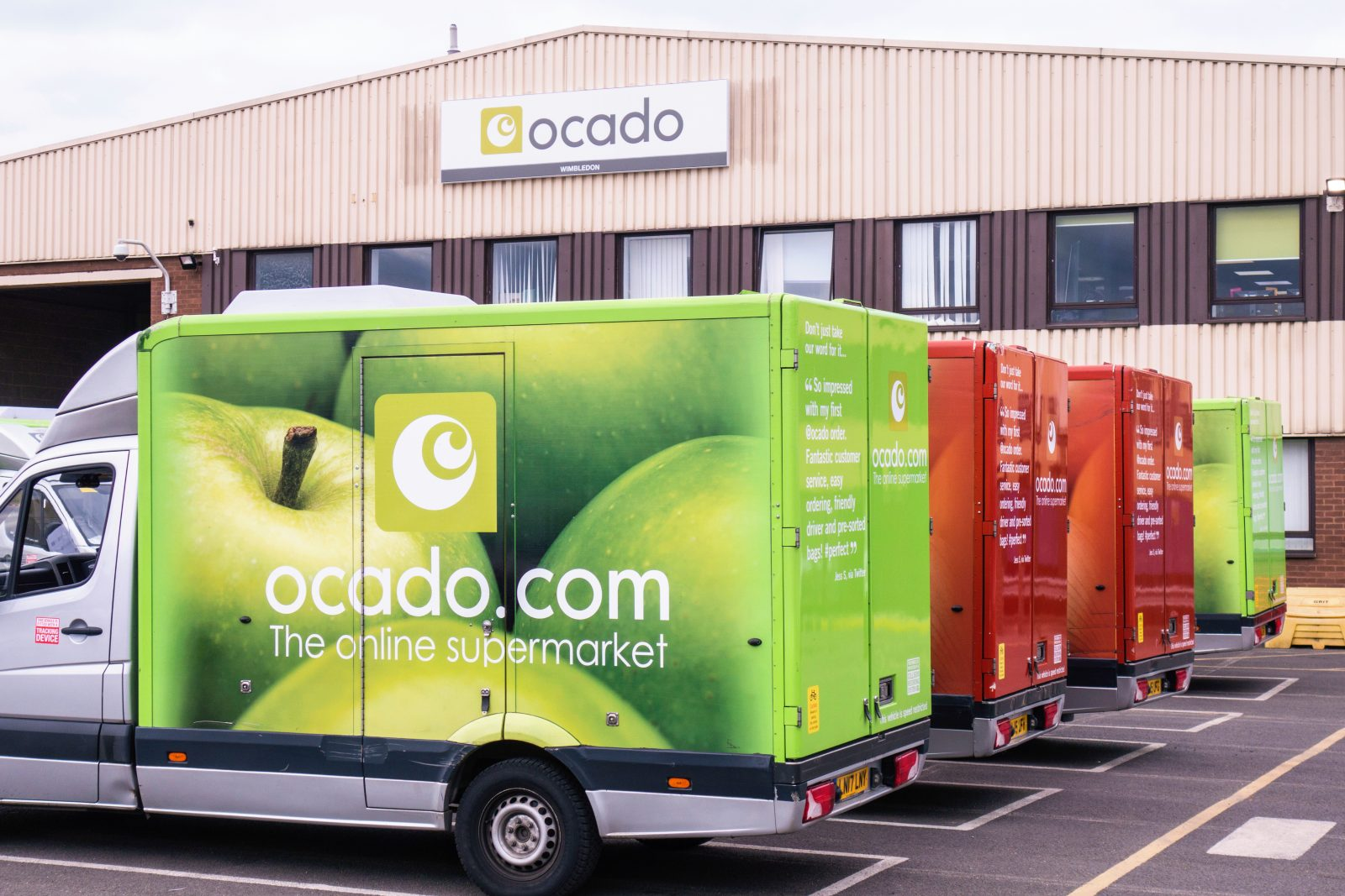 Poor Credit Car Loans >> What you can do when your Ocado delivery is late - 0843 208 2354