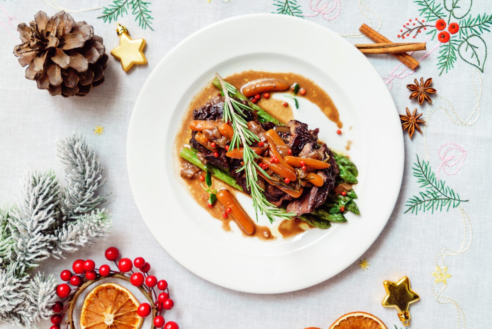 Where to Book Your Christmas Meal 2018