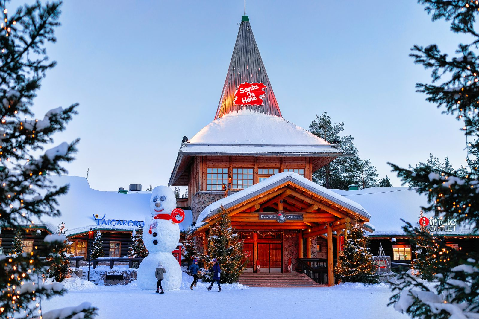 Top 10 Winter Weekend Break Destinations