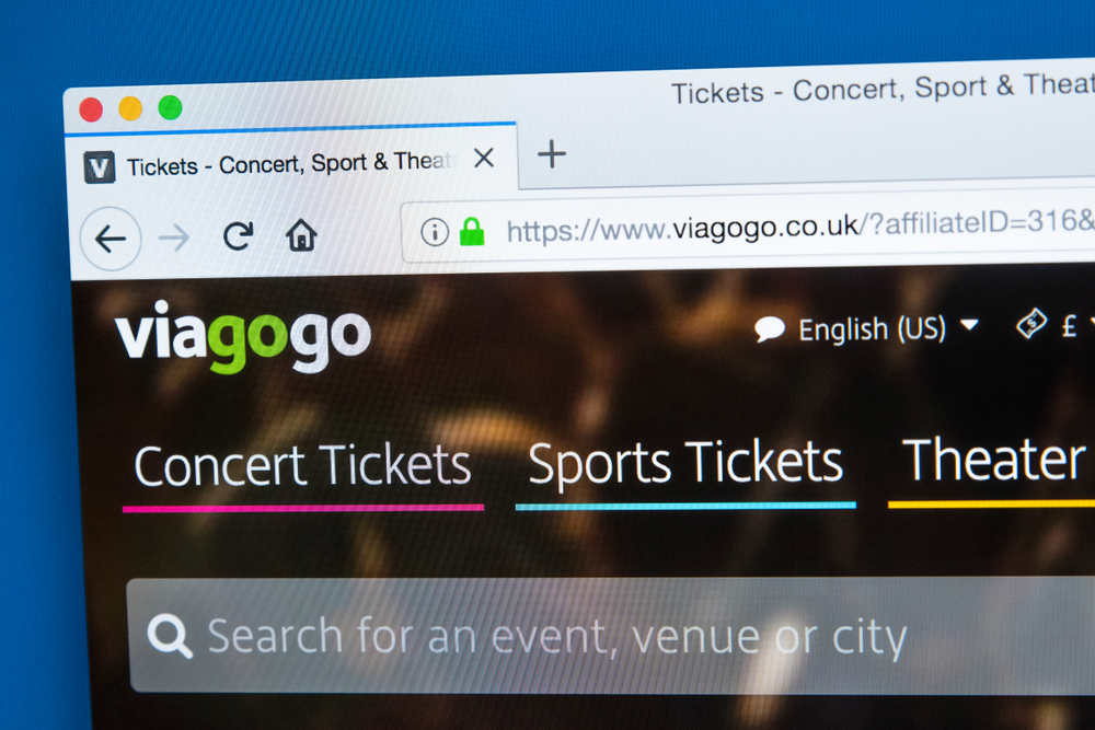viagogo sell tickets