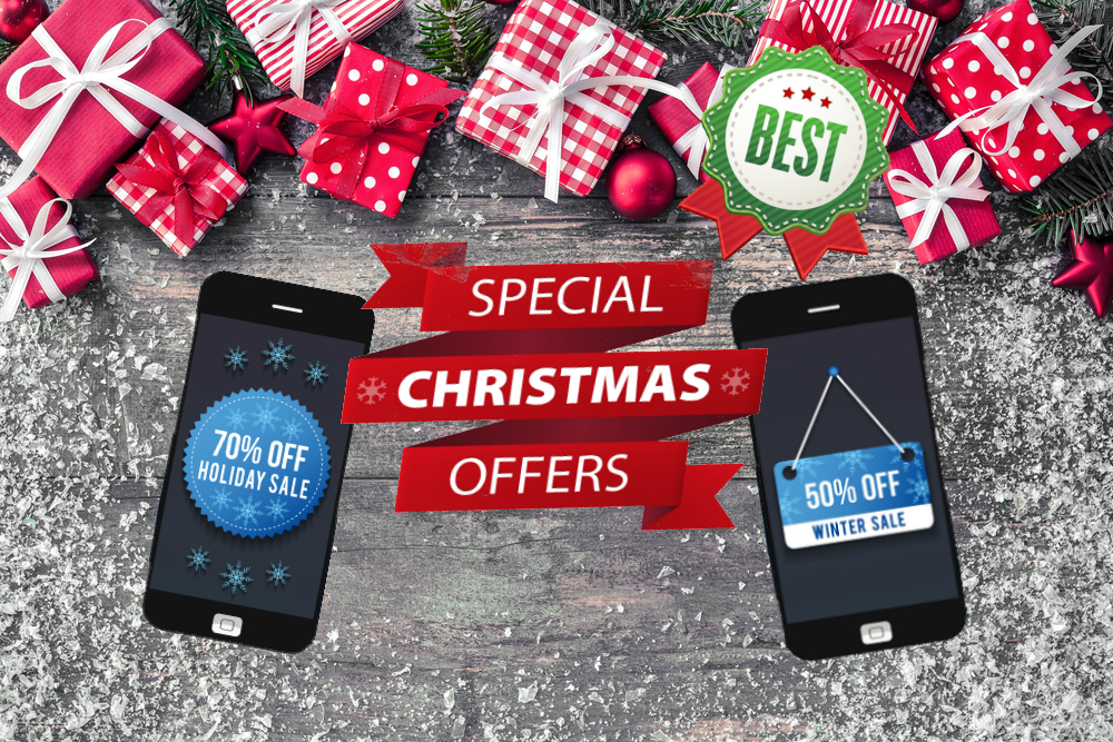 christmas mobile deals 2018
