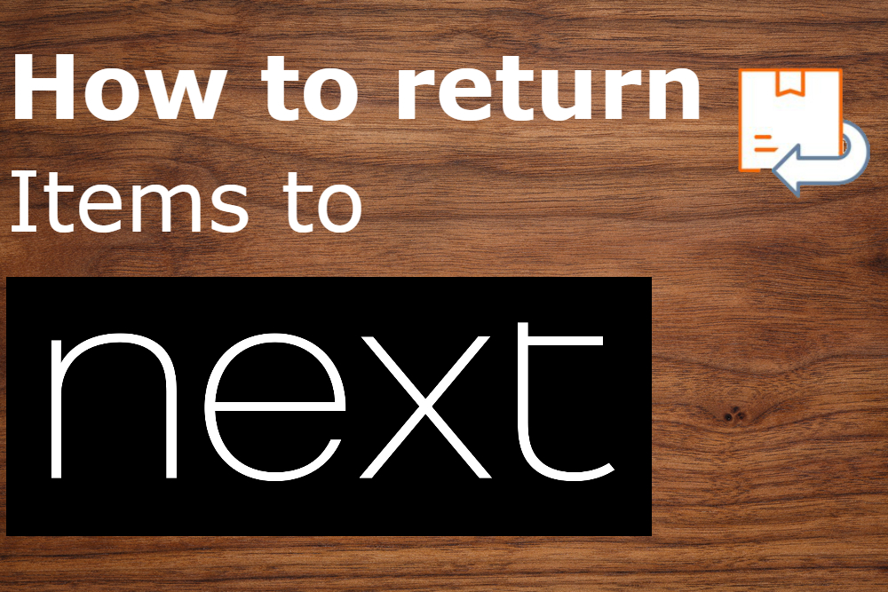 how to return items to next