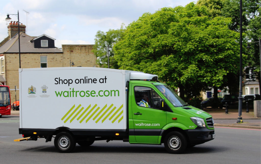 Waitrose Delivery is Late