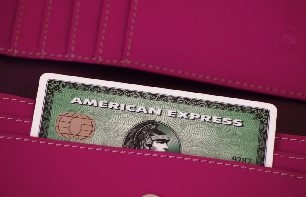 American Express Lost Card UK