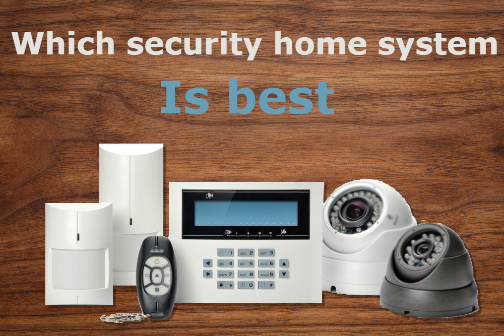 which security home system is best