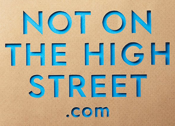 Not on the High Street Returns