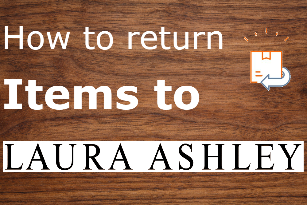 how to return items to laura ashley