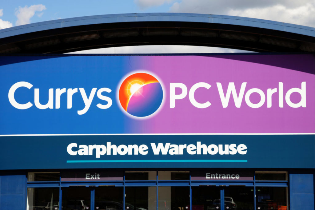 Currys Return Policy