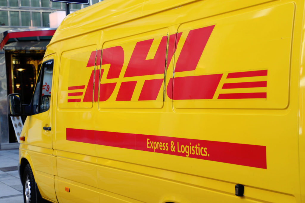 DHL Late Delivery