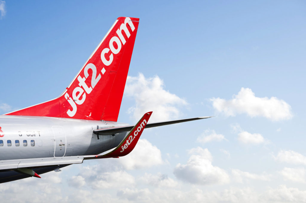 Jet2 Manage Booking