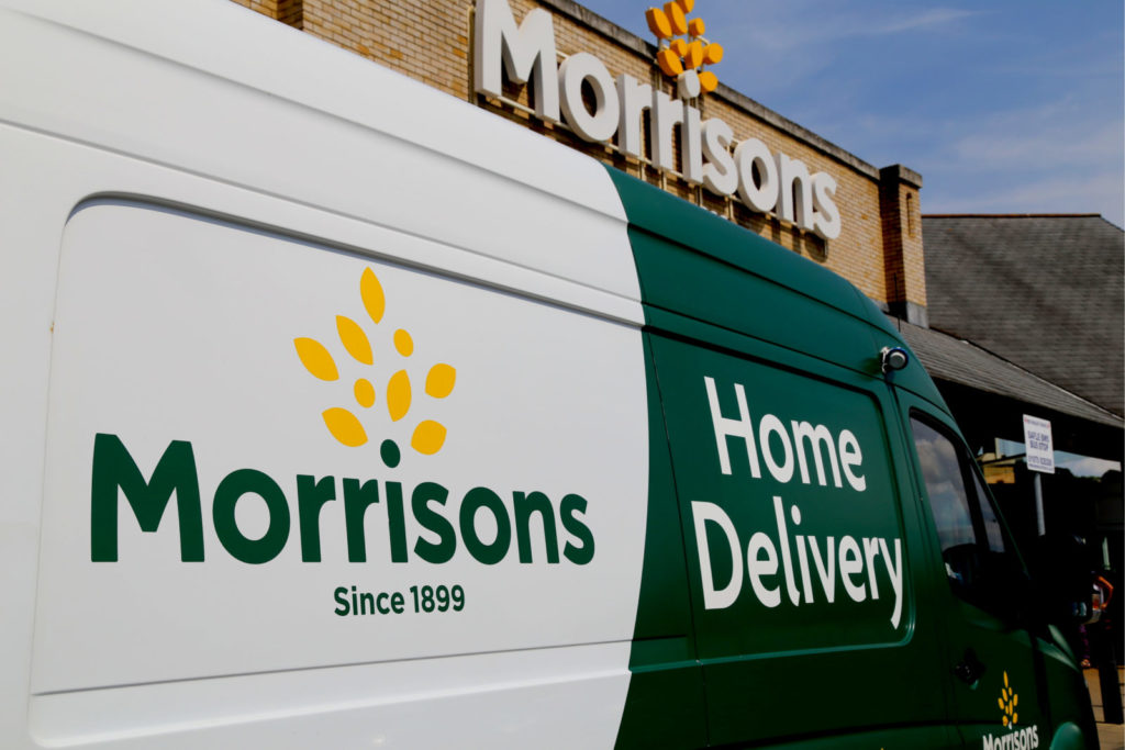 Morrisons Late Delivery