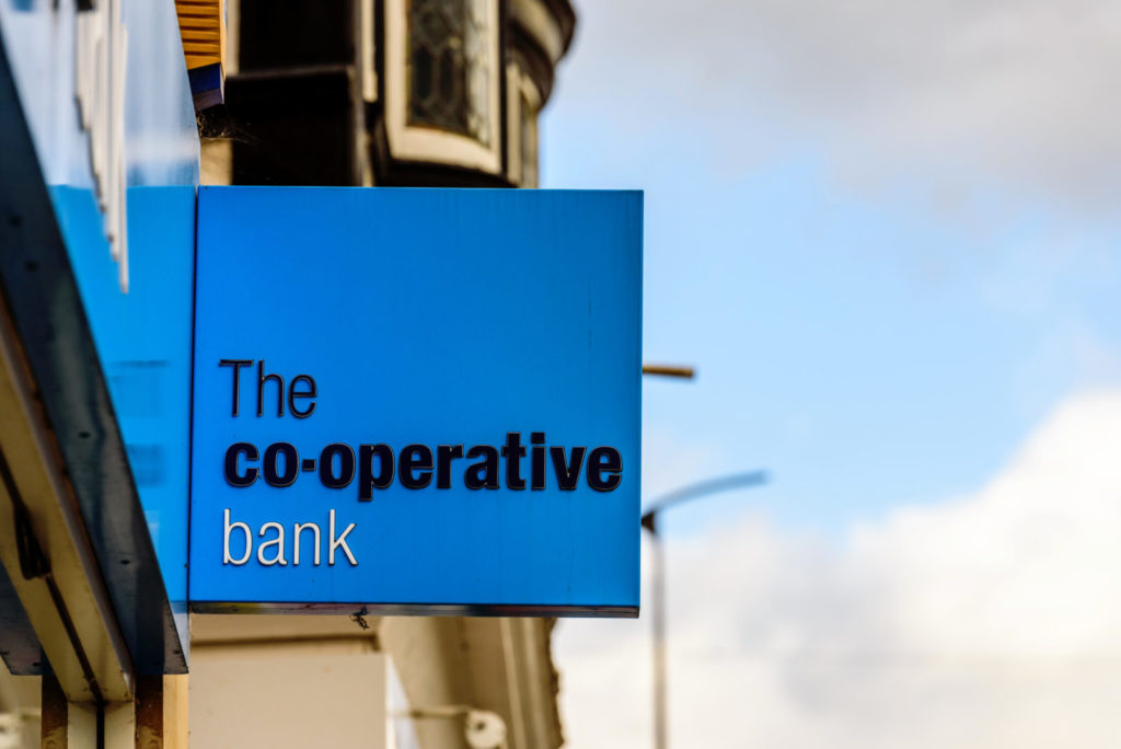 Co-Op Bank Lost Card