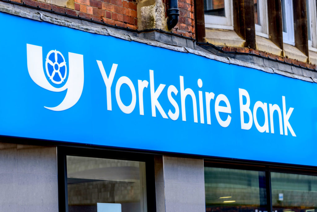 Yorkshire Bank Lost Card