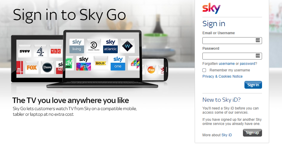 Sky Go - Everything You Need to Know